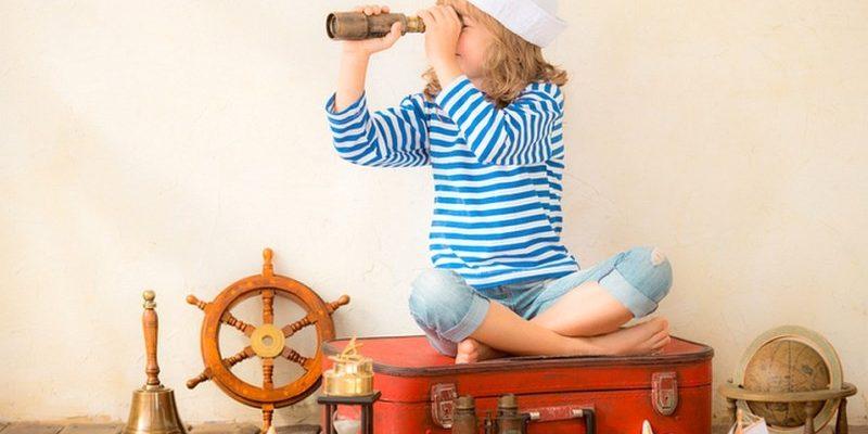 Что брать на море с ребенком