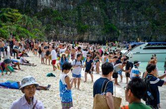 Названы самые загруженные туристические места в мире