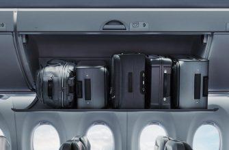 Как авиакомпании определяют бесплатную норму ручной клади