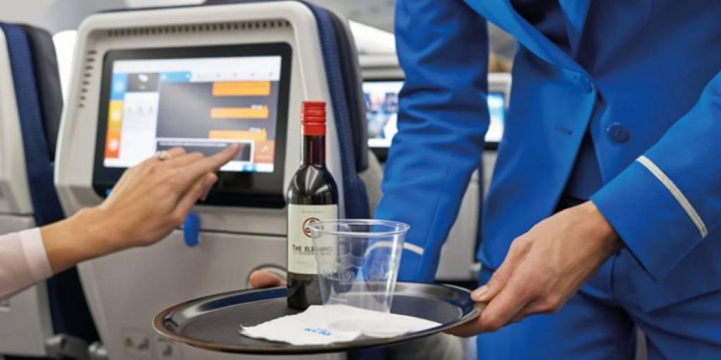 Провоз алкоголя в самолете за границу