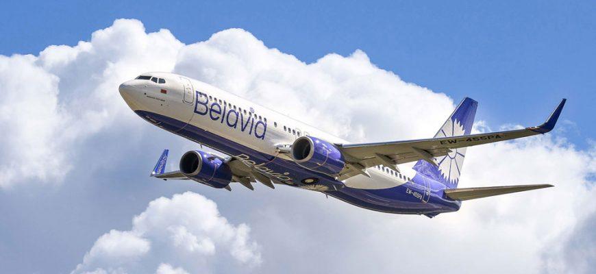 Австрия временно запретила регулярные рейсы из Беларуси