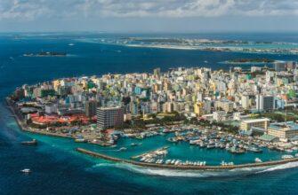 Остров Мале, Мальдивы